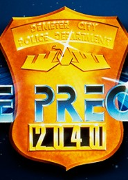 Gerry Anderson's Space Precinct: The Complete Series