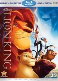 The Lion King (1994) Blu-ray 3D