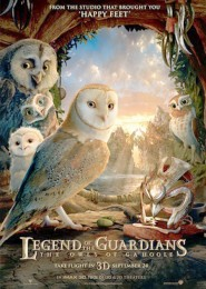 The Legend of the Guardians: The Owls of Ga'Hoole Poster