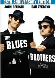 The Blues Brothers 25th Anniversary DVD Cover