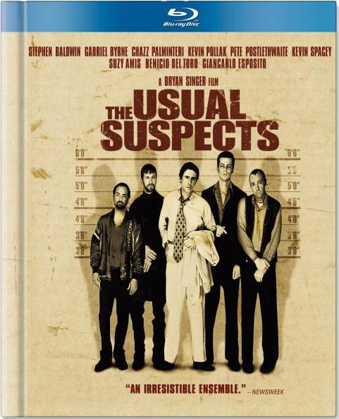 a review of the movie the usual suspects
