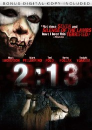 213 (2009) DVD Cover