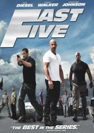 Fast Five (2011) movie cover