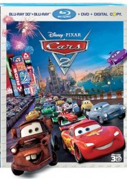 Cars 2 (2011) Box Cover