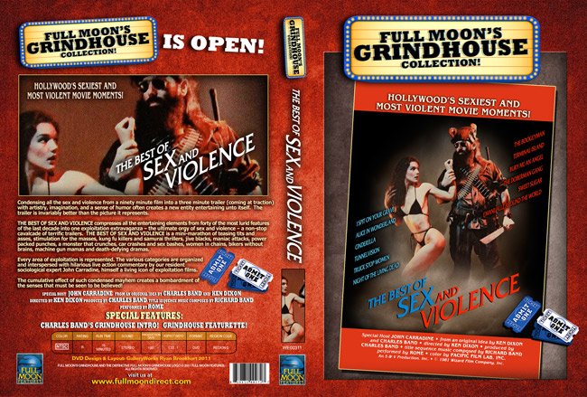 Best Of Sex And Violence Trailer - Wizard Video -