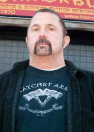 Kane Hodder at Horrobeles, December 3, 2011
