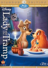 Lady and the Tramp: Diamond Edition (1955)