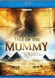 Tale of the Mummy cover
