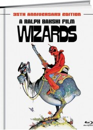 Wizards Blu-Ray cover