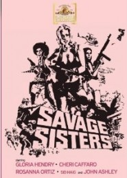 Savage Sisters cover