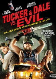 Tucker & Dale vs. Evil (2010) Movie Cover
