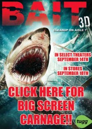 Bait 3D (2012) Screener cover