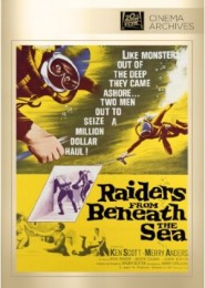 Raiders From Beneath The Sea cover