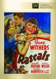 Rascals DVD Cover