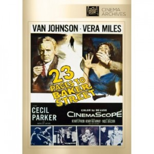 23 Paces To Baker Street cover