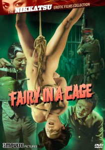 Fairy In A cage cover