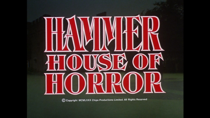 The complete hammer house of horror 1980 unrated for House music 1980