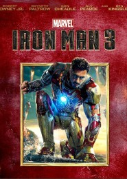 Iron Man 3 (2013) Cover