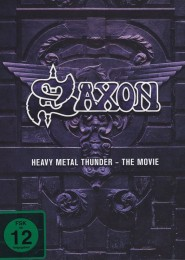 Saxon: Heavy Metal Thunder The Movie (2012)