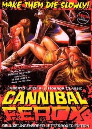 Cannibal Ferox cover
