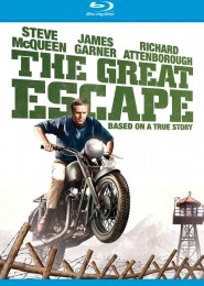 GREAT ESCAPE blu