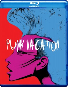 Punk Vacation cover