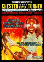 Black Devil Doll 1