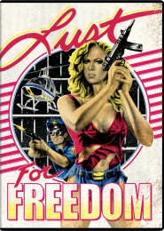 Lust for Freedom DVD