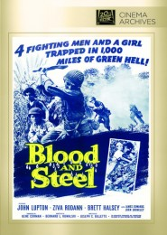 blood and steel dvd