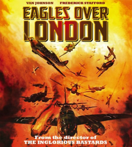 Eagles Over London Cover