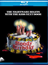 bloody birthday blu ray