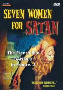 Seven Women For Satan Cover