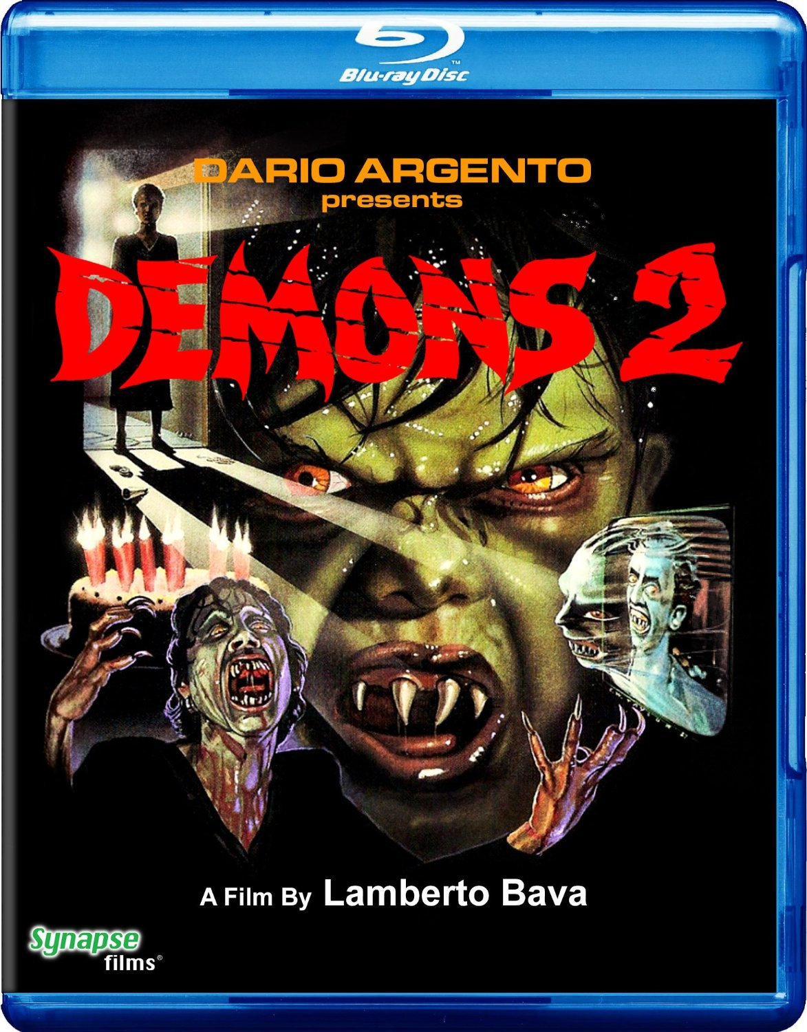 Demons 2 1986 for Inside unrated movie
