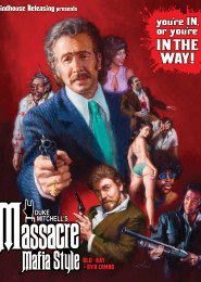 Massacre Mafia blu ray