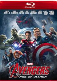 Marvel's Avengers: Age of Ultron (2015) Blu-Ray box cover