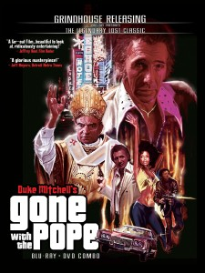 Gone with the Pope cover