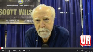 Scott Wilson at Wizard World 2015
