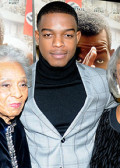 Chicago Premier of the Film Race with Gloria Owens Hemphill, Stephan James and Marlene Owens Rankin, February 9, 2016