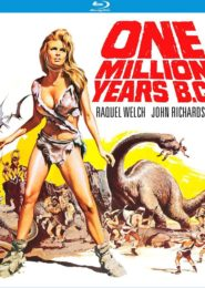 one million years b.c. blu ray