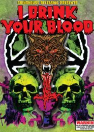 I drink Your Blood blu ray