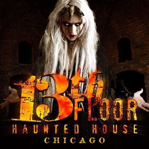 13th Floor Haunted House Chicago Unrated Film Review Magazine